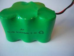 vacuum cleaner battery nimh sc size 2500MAH 6.0V