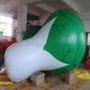 green advertising Inflatable cabbage inflatable vegetable