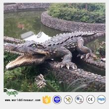 Life Size Remote Control Crocodile