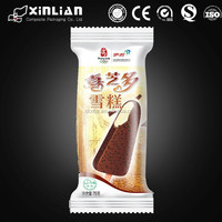popular plastic popsicle packaging bag for ice cream/ice lolly/ice popsicle packaging