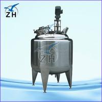 mixer blending tank adhesive mixing tank/ auto stirring pot for sanitizer