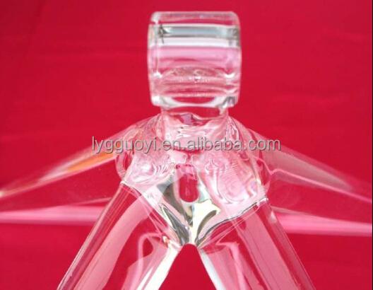 Venda por atacado de cristal de quartzo cantando pyramid da China, também vendemos cristal tigela cantando