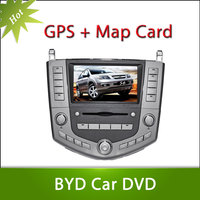 Hot 8inch BYD S6 Car DVD GPS Player Car Stereo Navigation Radio Audio Bluetooth A2DP Steering Wheel Control