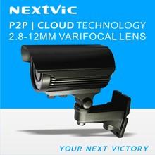 1.0/ 1.3/ 2.0MP IP Varifocal Camera/ P2P/ Cloud/ Plug & Play/ Security/ CCTV/ ONVIF/ Plastic