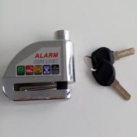 Latest design Waterproof alarm bicycle remote lock