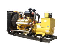 CE and ISO approved 20kw Chinese manufacturer biogas generator set