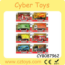 Hot new product 1/55 diecast cars scale model toys 1:55 metal truck