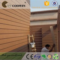 Prefab house wall decoration panel wpc siding
