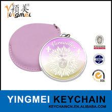 High quality Metal handbag mirrors