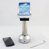 cell phone security display stand,mobile phone anti-theft display holder, table stand for mobile phone