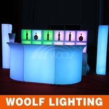 LED bar white wine red wine cabinets