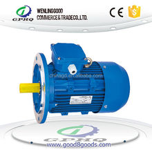 0.75kw electric motor with reduction gear