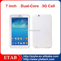 7 Inch MTK6572 dual core gps,hdmi,video call tablet pc with gps 3g