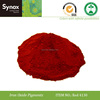 red 4130 acid stain concrete with high quality