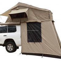 New prodcut wholesale 4WD 4x4 Outdoor roof top tents with annex room
