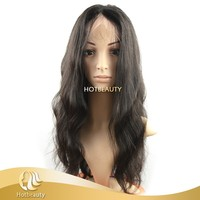 New Arrival 10''-30'' Brazilian Invisible Part Wig Remy Human Hair For Women