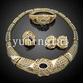 dubai chapado en oro de joyería tradicional africana joyería joyería de oro
