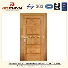 Hotel room soild wooden doors design AZ-GGQT-0252