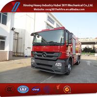 China Manufacturer Hot Sale Emergency Rescue 16000L Refuel Tanker Truck