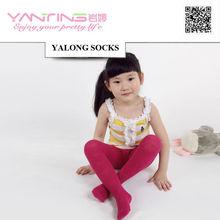 tights YL707 velvet wholesale nice kids tights pantyhose 0427