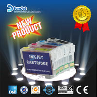 sell empty ink cartridge for epson 204 with chip made in china