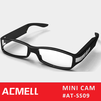 SS09 1080P Full HD hd camera glasses hidden camera glasses