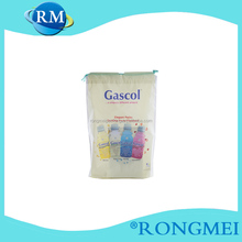 EVA and PE or Customized Material two layer 4 color gravure printing drawstring plastic bags