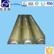 TPU clear plastic film for greenhouse