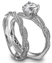 Fashionable eternity love promise engagement rings