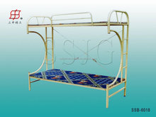 New Design High Quality Steels bunk Bed Metal bunk Cheap bed