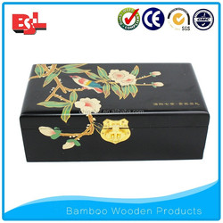 Top rated wooden gift box/wooden jewelry box/wooden box bed design