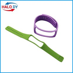 Replacement band for galaxy gear fit with high quality and various colors optional