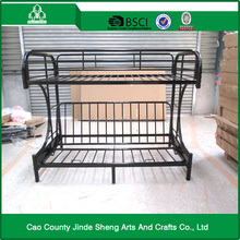 Bedroom Furniture new design durable T/F metal fold bed/bunk bed for adult