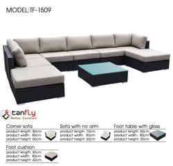 Most pratical and useful indoor & outdoor furniture sofa bed from Tanfly.
