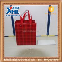 2015 promotion gift bag foldable shopping bag