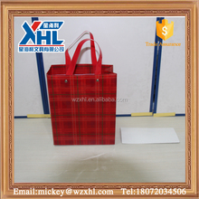 2015 promotion gift bag foldable shopping bag