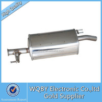 Auto Parts Stainless Steel Muffler Silence for HYUNDAI Elantra Rear&Mid Part Exhaust System