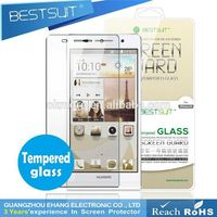Very popular 9h tempered glass screen protector for samsung galaxy s4