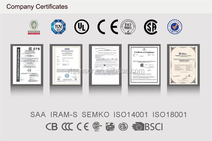 20mm Photoresistor Sensor Ldr Sensor Cds Light Dependent Resistor ...