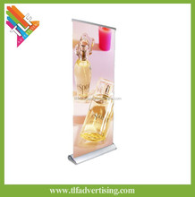 200x80cm Retractable screens poster frame floor banner stand