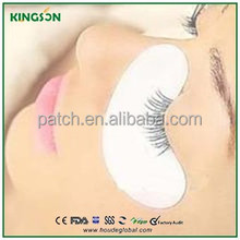 Disposable Ultra thin Eyelashes pads lint free eye gel patch