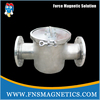 high quality in-line magnetic ferrous traps from china