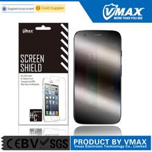 Handphone accessories 2015 screen protector for motorol privacy screen protector