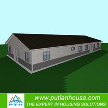 G550 light gauge steel flat house plans