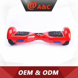 Top Selling Advantage Price Remote Control Electric People Mover 2 Wheel Balance Scooter Elec