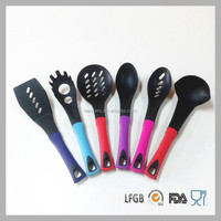 China Housewares Manufacturer Innovative Cooking Nylon Kitchen Tools