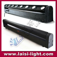 Bar light 8*10w moving head beam White color/RGBW beam led lights for Dj clubs stage show lighting