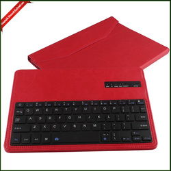 for iPad Case air Tablet Computer Case with Wireless Bluetooth Keyboard