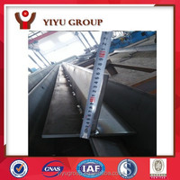 alibaba china steel structure H beam/I beam/t bar/c channel