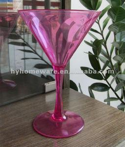Акриловые бокал для коктейля